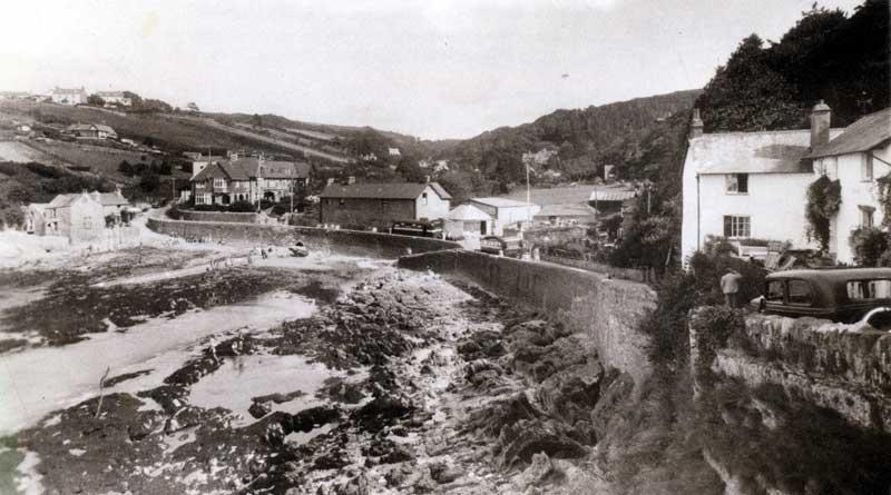 Lee Bay - 1937